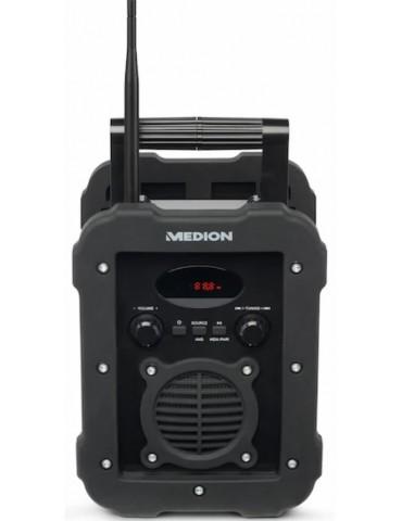 Statybvietes-laisvalaikio radijo grotuvas Medion MD84517