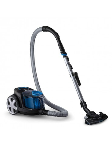 Philips Vacuum cleaner PowerPro Compact FC9331/09 Bagless, Dry cleaning, Power 650 W, Dust capacity 1.5 L, 76 dB, Black