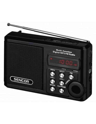 Kišeninis radijo imtuvas Sencor SRD 215 B