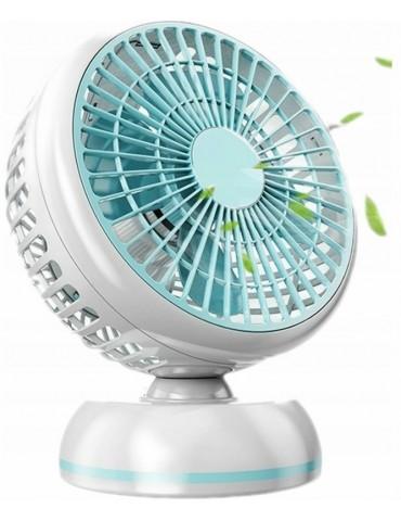 Ventiliatorius su aromaterapija, stalo