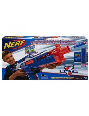 Šautuvas NERF N - Strike Elite Rapidstrike