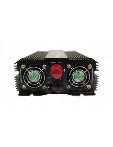 Įtampos keitiklis 12-230 V. 1700W- 3000W