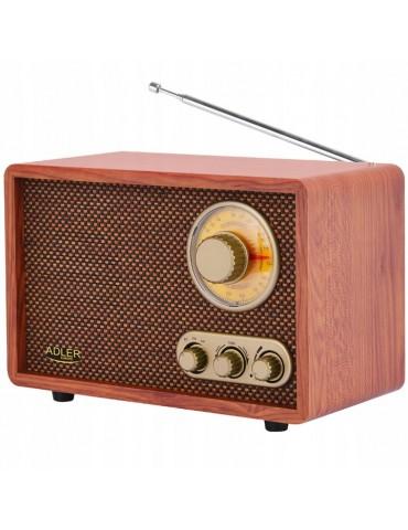 Stilingas retro radijas ADLER AD1171