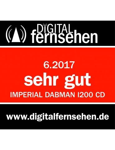 """Imperial 22-236-00 """"Dabman i200"""" internetinis radijas su CD"""