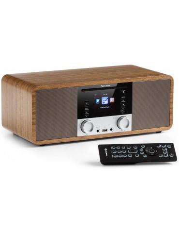 """Internetinis radijas + CD grotuvas """"AUNA IR-190"""""""