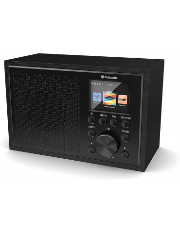 Oakcastle interneto radijas. Spotify Connect. Bluetooth