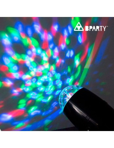 SPALVOTAS LED PROJEKTORIUS B PARTY
