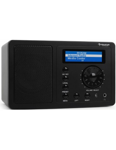 """""""AUNA IR-130"""" internetinis radijo grotuvas"""