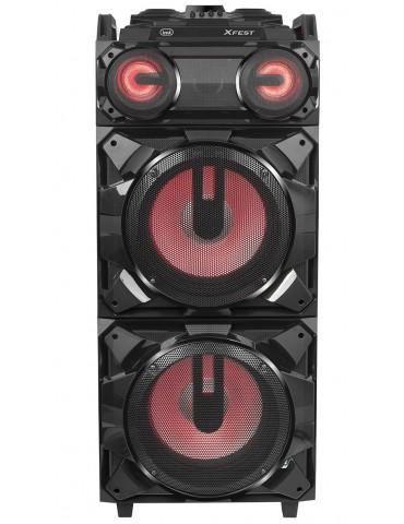 Audio sistema TREVI XF3800PRO KARAOKE & BLUETOOTH