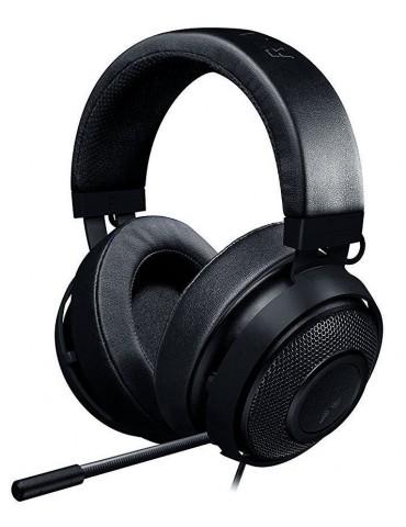 Razer Kraken Pro žaidimų ausinės su mikrofonu  V2 Black Oval