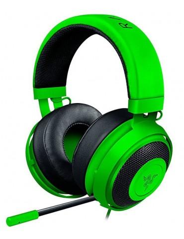 Razer Kraken Pro žaidimų ausinės su mikrofonu  V2 GREEN Oval
