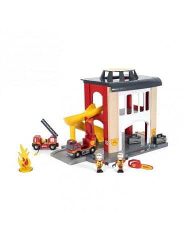 """""""Brio World"""" gaisrinės stotis"""
