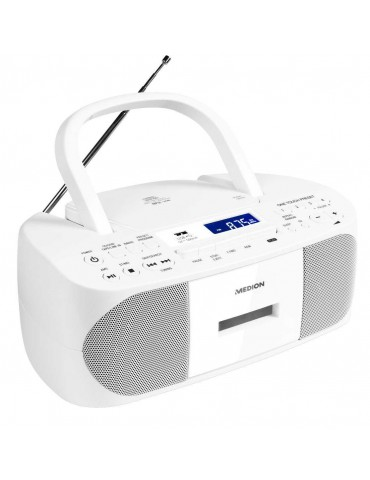 Radijas-grotuvas MEDION MD43089